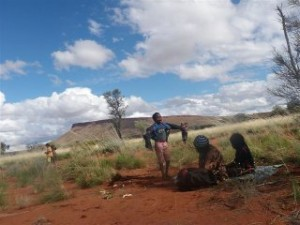 Nyirripi bush trip &copy: TBC