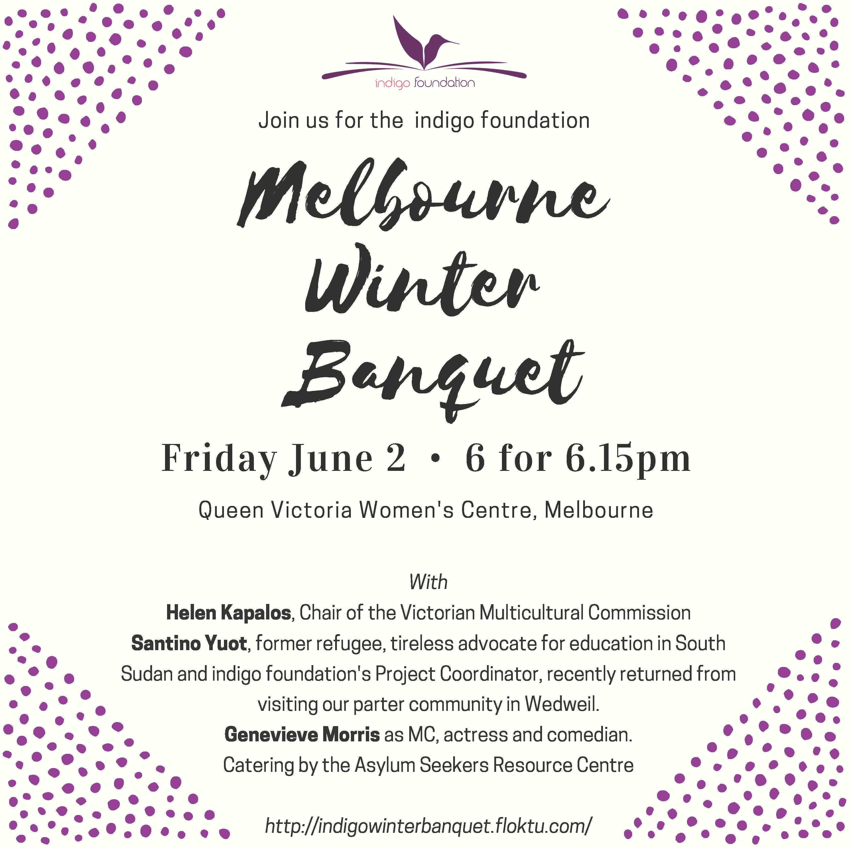 Melbourne dinner